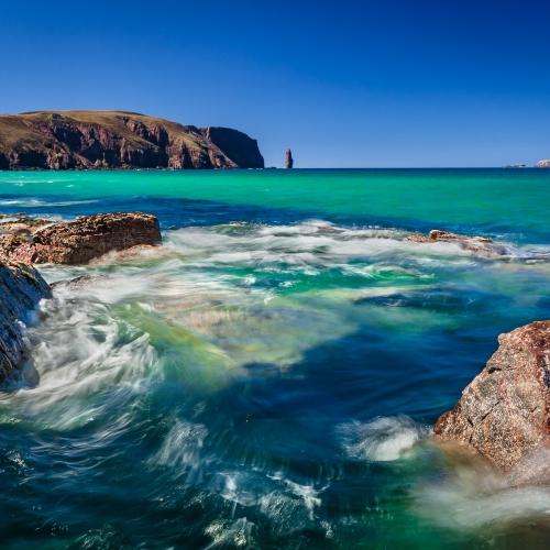 Sandwood Bay, Sutherland, Scotland.