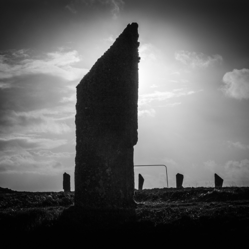 The Ring of Brodgar,, Mainland, Orkney Isles, Scotland.